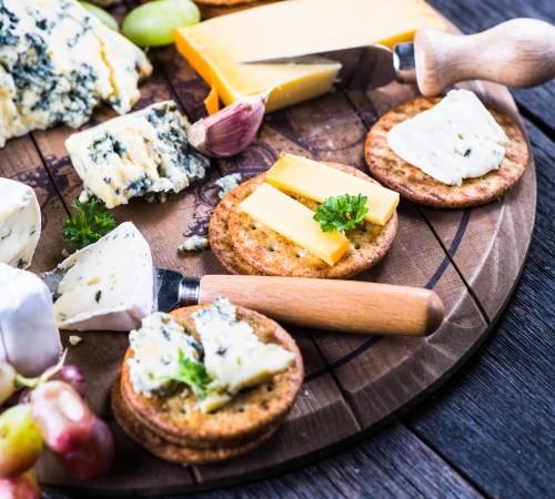 Cheese & Greens (Reg)