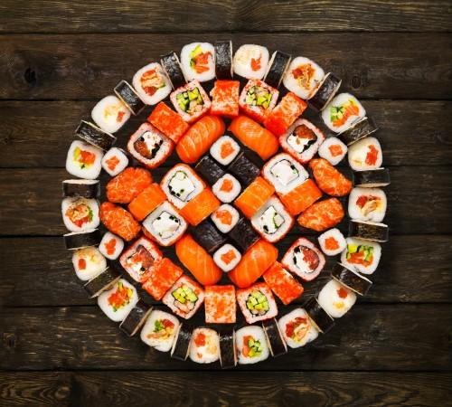 Sushi (Large)