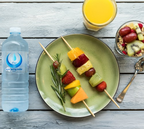 The Healthy Start 1
